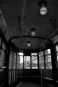 Il tram. Fotografía de Antonio Lopera