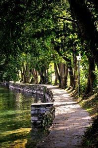 Lago d'Orta. Fotografía de Antonio Lopera