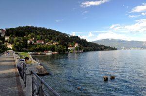 Lago Maggiore. Fotografía de Antonio Lopera