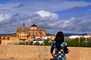 Vista de la Mezquita de Córdoba. Fotografía de Antonio Lopera