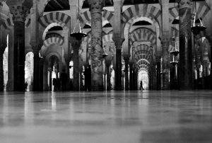 Mezquita de Córdoba. Fotografía de Antonio Lopera