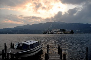 Fotografía Lago d'Orta. Lombardia, Italia. Autor: Antonio Lopera