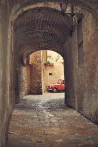 Volterra. Fotografía de Antonio Lopera