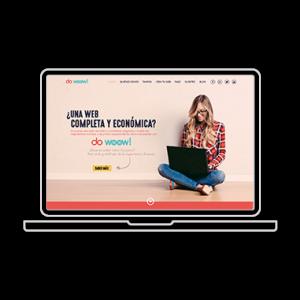 Diseño web en Córdoba - Dowoow