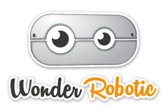 Identidad Corporativa de Wonder Robotic