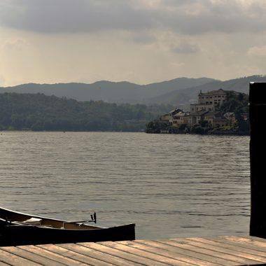 Una tarde inolvidable. Lago d'Orta. Lombardia. Italia. - Yermanasca Due