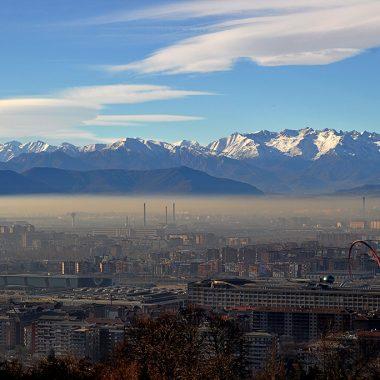 Città delle Alpi. Torino. Italia. - Yermanasca Due