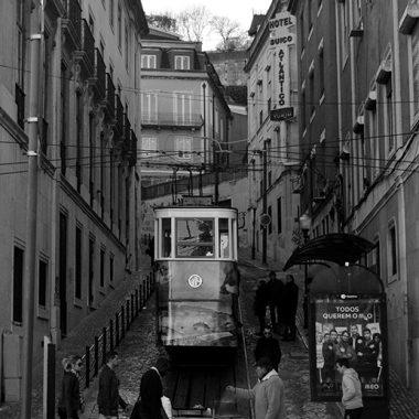 As ruas de Lisboa. Lisboa. Portugal. - Yermanasca Due