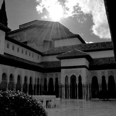 Luces de La Alhambra. Granada. España. - Yermanasca Due
