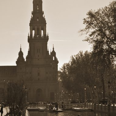 Plaza de España. Sevilla. España. - Yermanasca Due