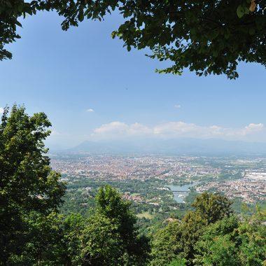 Turín enmarcada. Torino. Italia. - Yermanasca Due