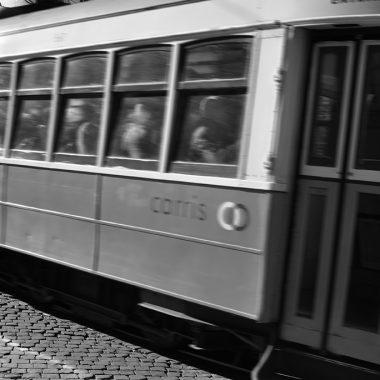 Tranvía Lisboeta. Lisboa. Portugal. - Yermanasca Due