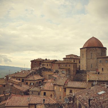 Un paseo por la Toscana. Volterra. Toscana. Italia. - Yermanasca Due