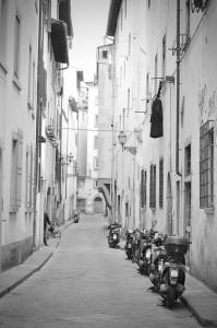 Oltrarno, Firenze, Italia. Autor: Antonio Lopera