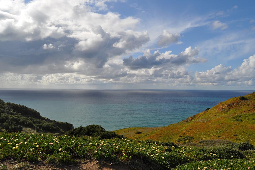 Colores Atlánticos. Cabo da Roca. Portugal. - Yermanasca Due