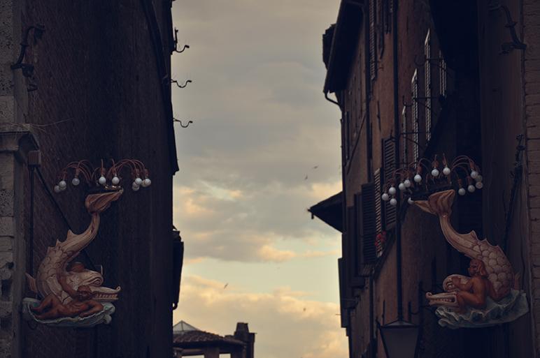 Luci di Siena III. Siena. Italia. - Yermanasca Due